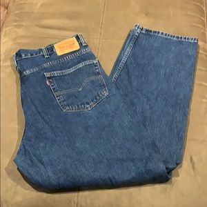 Men's Levi's 550 Jeans Relaxed 42 42x32